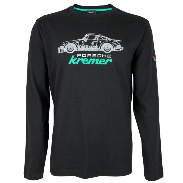 Long tričko Kremer Porsche 911 Carrera No. 9