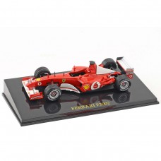 M. Schumacher 1:43 Ferrari F2002 #1 World Champion Formula 1 2002