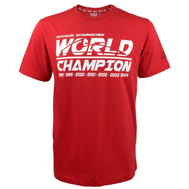 T-Shirt World Champion 2018