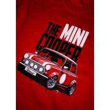 MIKINA THE MINI COOPER
