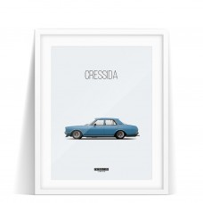 Print Toyota Cressida. Let's support Fredrik.