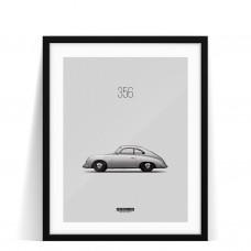 Print Porsche 356