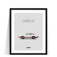 Print Porsche 911 Carrera