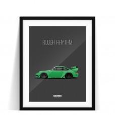 Print Rough Rhythm