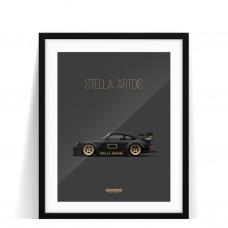 Print Stella Artois
