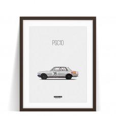 Print Nissan Skyline PGC10