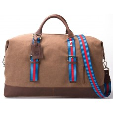 Martini Racing duffel travel bag