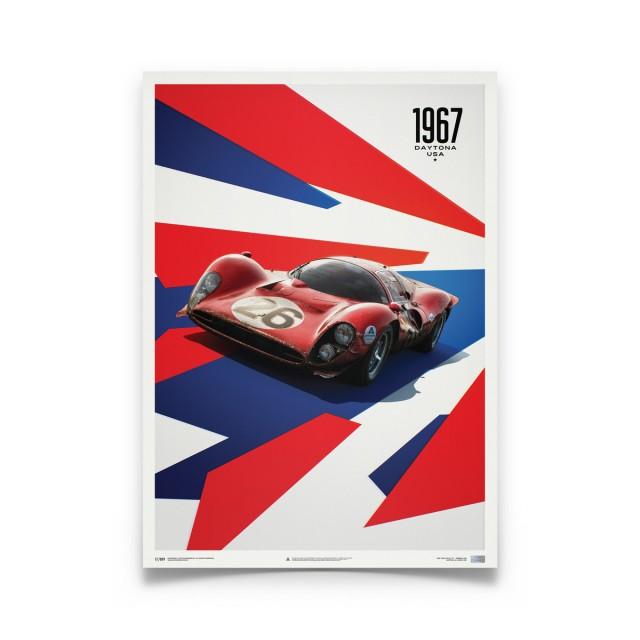Ferrari 412P Daytona 1967