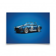 COLOURS OF SPEED - Shelby Cobra Mk III