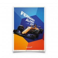 McLaren Fernando Alonso MCL33