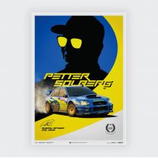Subaru Impreza WRC 2003 - Petter Solberg