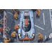 STEVE MCQUEEN - RAINY PIT STOPS 80 X 100 - 1/1000
