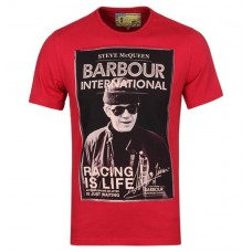 STEVE MCQUEEN BARBOUR LIFE IS RACING