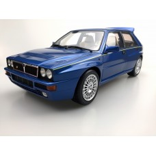 Lancia Delta Evolution II Blue Lagos 1:12 Limited 1/150