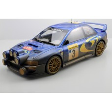 Subaru S4 WRC MC Rally 1998 1:12 Limited 1/100