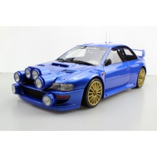 "Subaru S4 WRC MC Rally 1998 ""Ready to race"" 1:18 1/100"