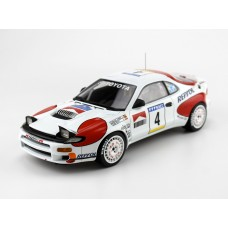Toyota Celica Catalunya Rally 1992 1:18 Limited 1/100