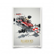 McLaren / James Hunt - Collector's Edition 1/100