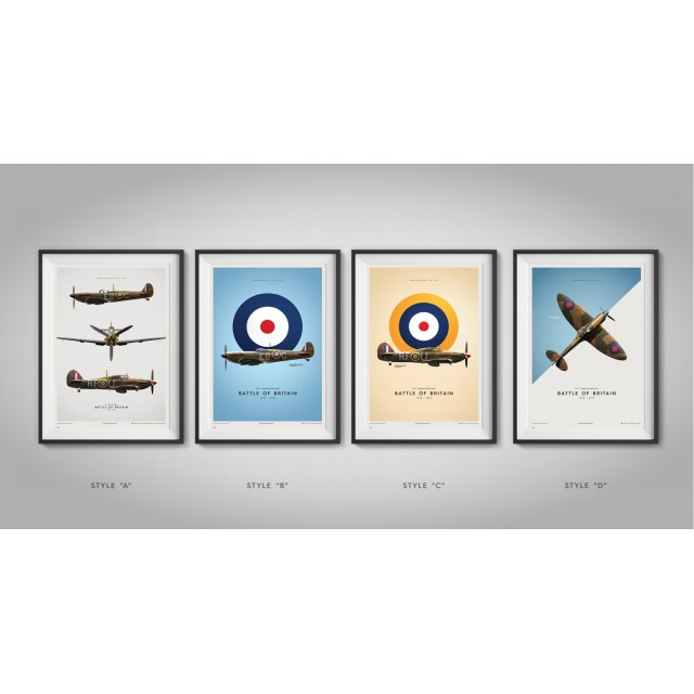 Flying Heroes Poster