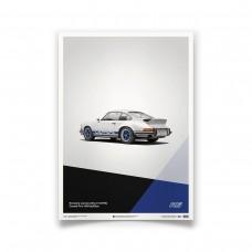 PORSCHE 911 CARRERA RS WHITE