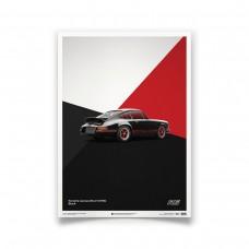 PORSCHE 911 CARRERA RS BLACK