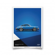 PORSCHE 911 CARRERA RS BLUE