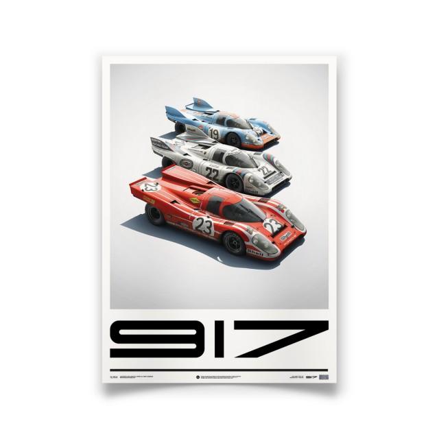 "PORSCHE 917K ""SET"""