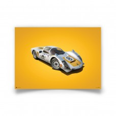 COLOURS OF SPEED - PORSCHE 906