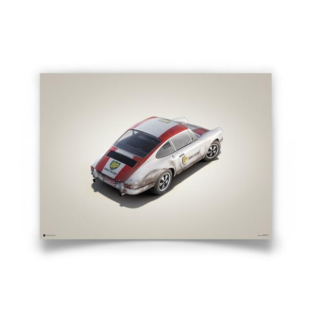 COLOURS OF SPEED - PORSCHE 911 R