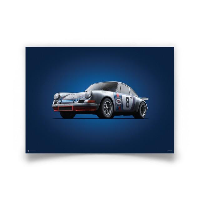 COLOURS OF SPEED - PORSCHE 911 RSR
