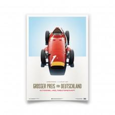 Maserati 250F - German Grand Prix 1957