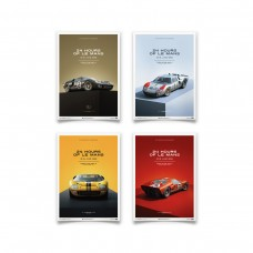 FORD GT40 LE MANS 1966 SET