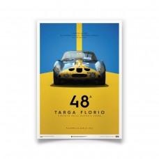 """FERRARI 250 GTO """"TARGA FLORIO"""" 1964"""