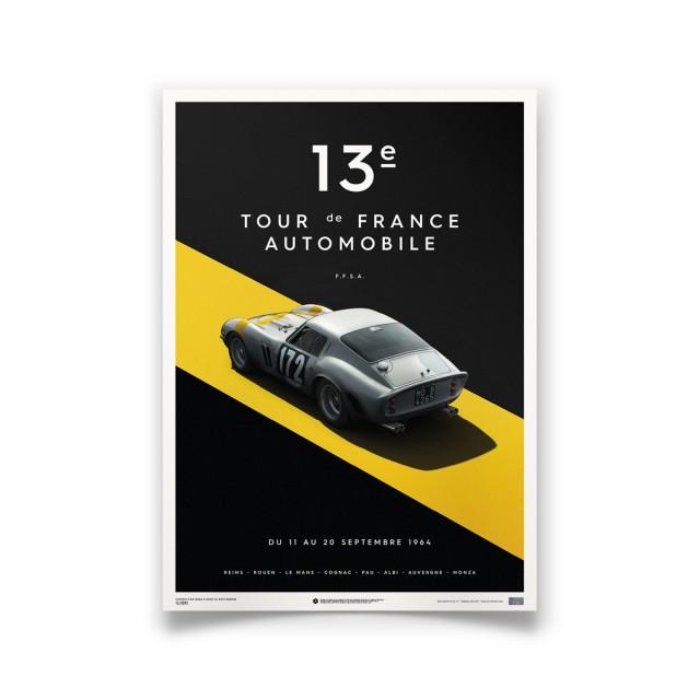 "FERRARI 250 GTO ""TOUR DE FRANCE"" 1964"