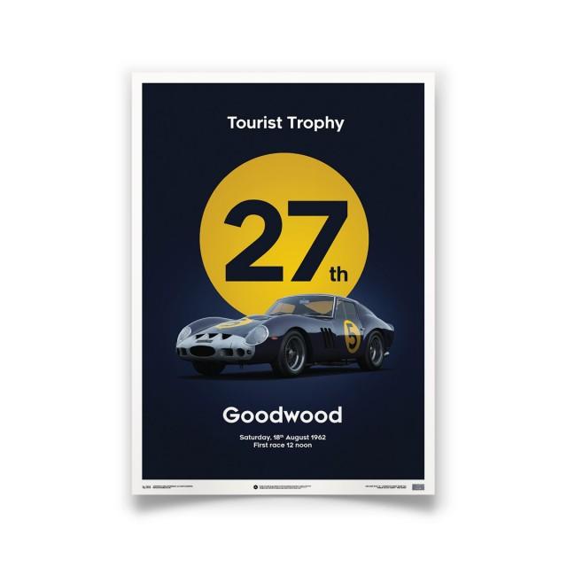 FERRARI 250 GTO - Goodwood 1963 - Black