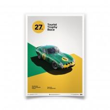 FERRARI 250 GTO - Goodwood 1963 - Green
