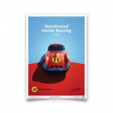 FERRARI 250 GTO - Goodwood 1963 - Red