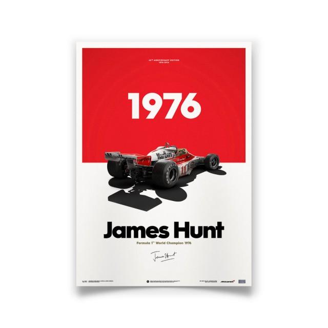 McLaren / James Hunt - 1976
