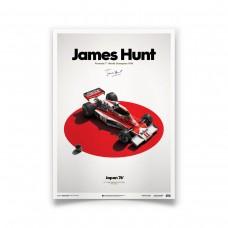 McLaren / James Hunt - Japan 76'