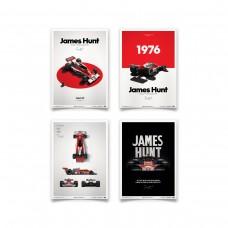 McLaren / James Hunt - Set