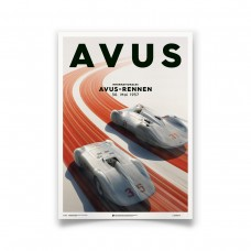 "STREAMLINERS AVUS 1937 ""The Silver Arrows Project"""